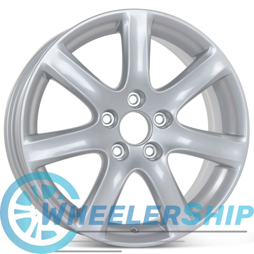 """New 17"""" X 7"""" Alloy Replacement Wheel For Acura TSX 2004"""