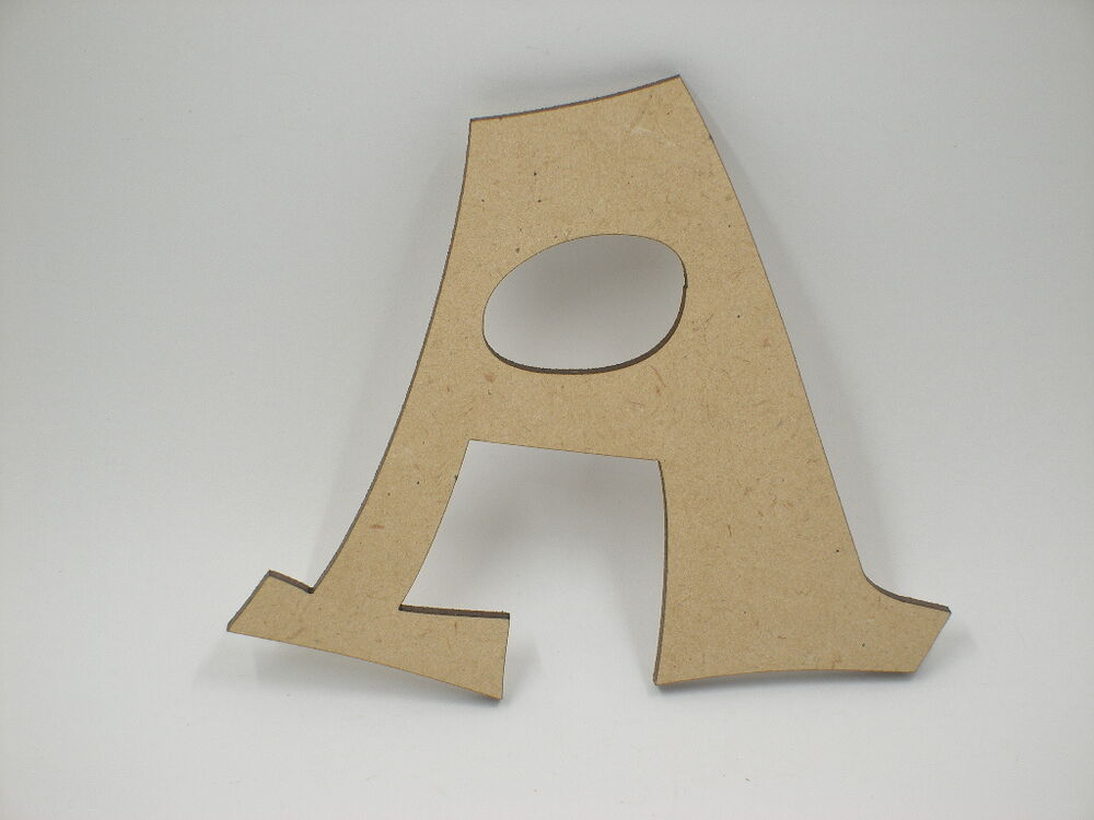 10cm Large Wooden Letter Words Wood Letters Alphabet Name