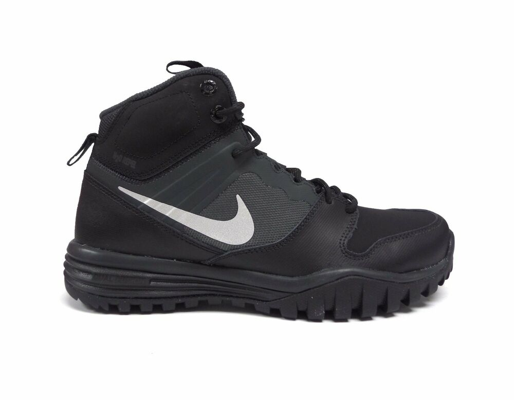 d40470ea210 Details about Nike Kids  DUAL FUSION HILLS MID Grade School Shoes Black  685621-001 a2
