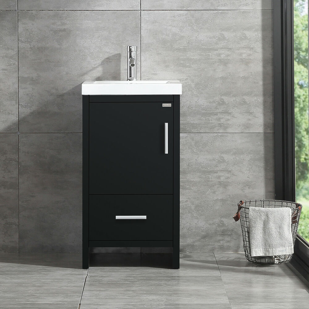 black bathroom sink cabinet modern design black bathroom vanity cabinet with 12327