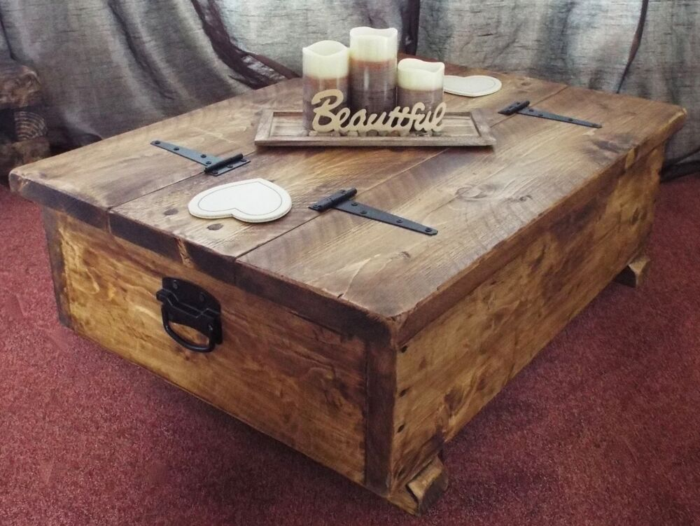 coffee tables with storage coffee table storage box wooden plank rustic blanket chest 31111