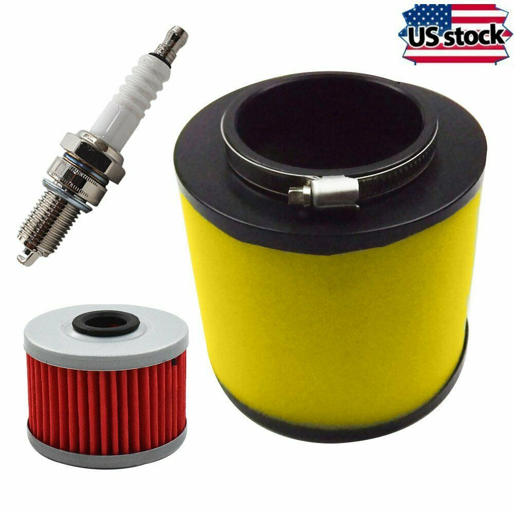 Honda Rancher 350 Fuel Filter Auto Electrical Wiring Diagram New Air Oil U0026 Ngk Spark Plug