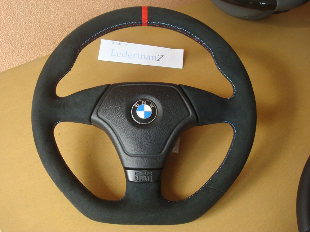 Bmw E31 E36 E34 Z3 Thick Soft Thumb Rests Steering Wheel