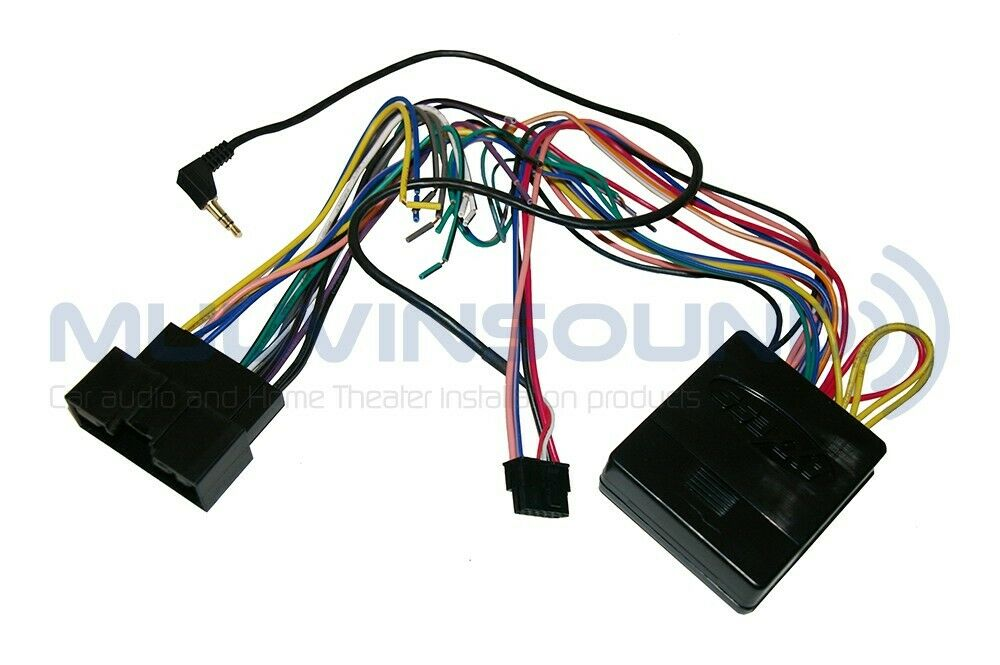 Ford Focus 2012 2013 2014 Radio Wire Harness For Aftermarket Stereo Installation