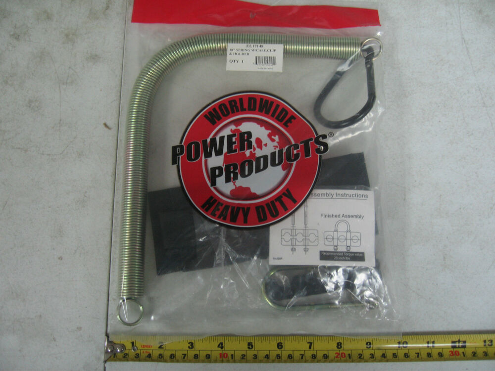 Commercial semi truck tractor air hose spring hanger
