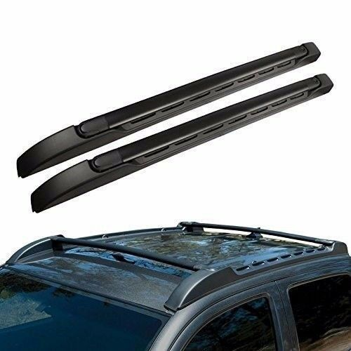 Details About Toyota Tacoma 2005 2018 Double Cab Oem Factory Roof Rack Set