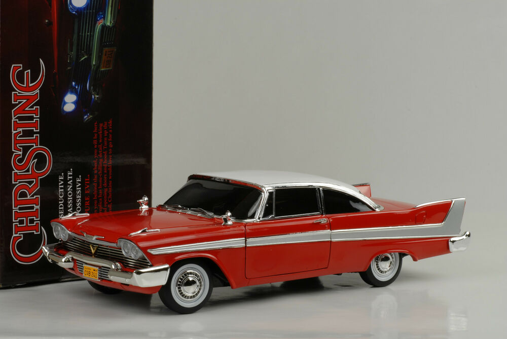 1958 plymouth fury christine dark window working. Black Bedroom Furniture Sets. Home Design Ideas