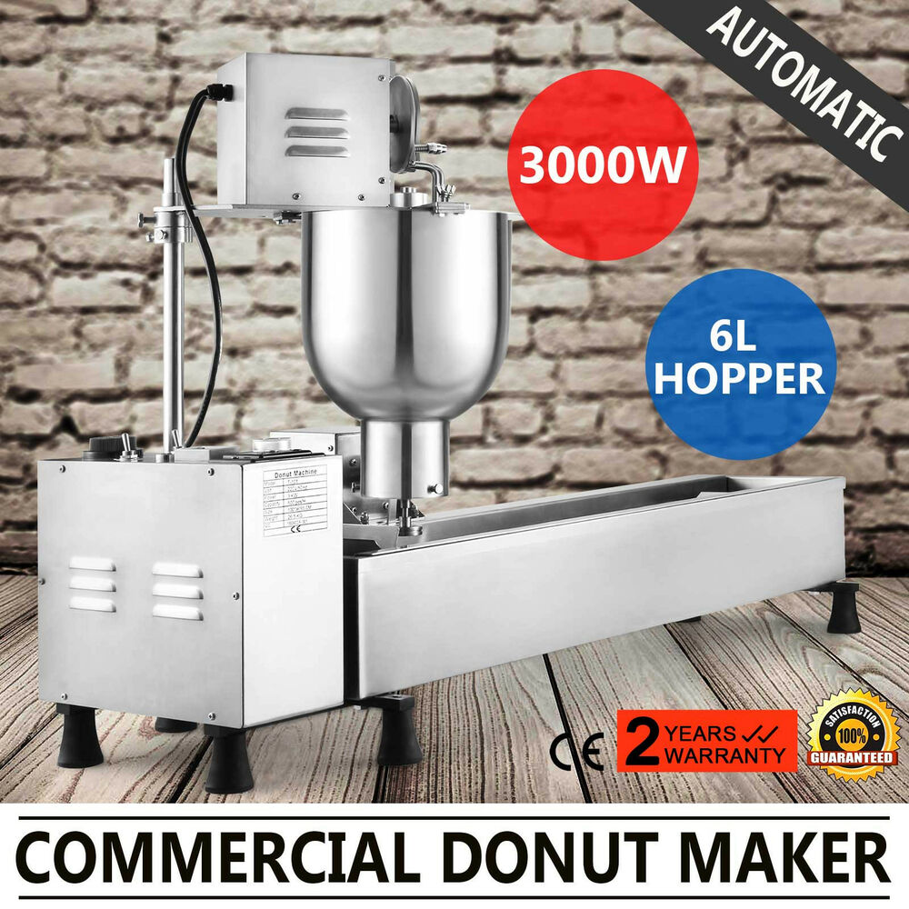 Automatic Doughnut Factory: Commercial Automatic Donut Maker,donut Making Machine