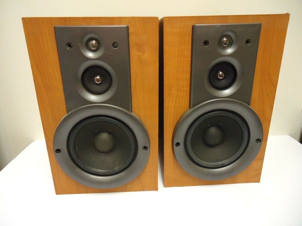 Yamaha nx gx500 bookshelf stereo speakers home theater for Yamaha stereo systems