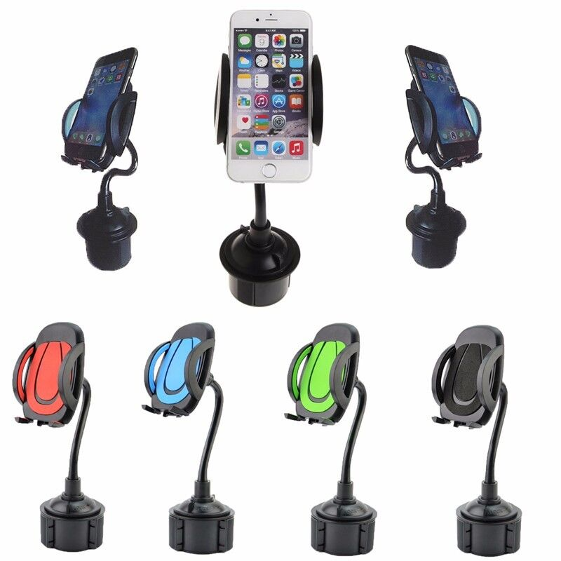 for iphone cell phone universal adjustable gooseneck cup