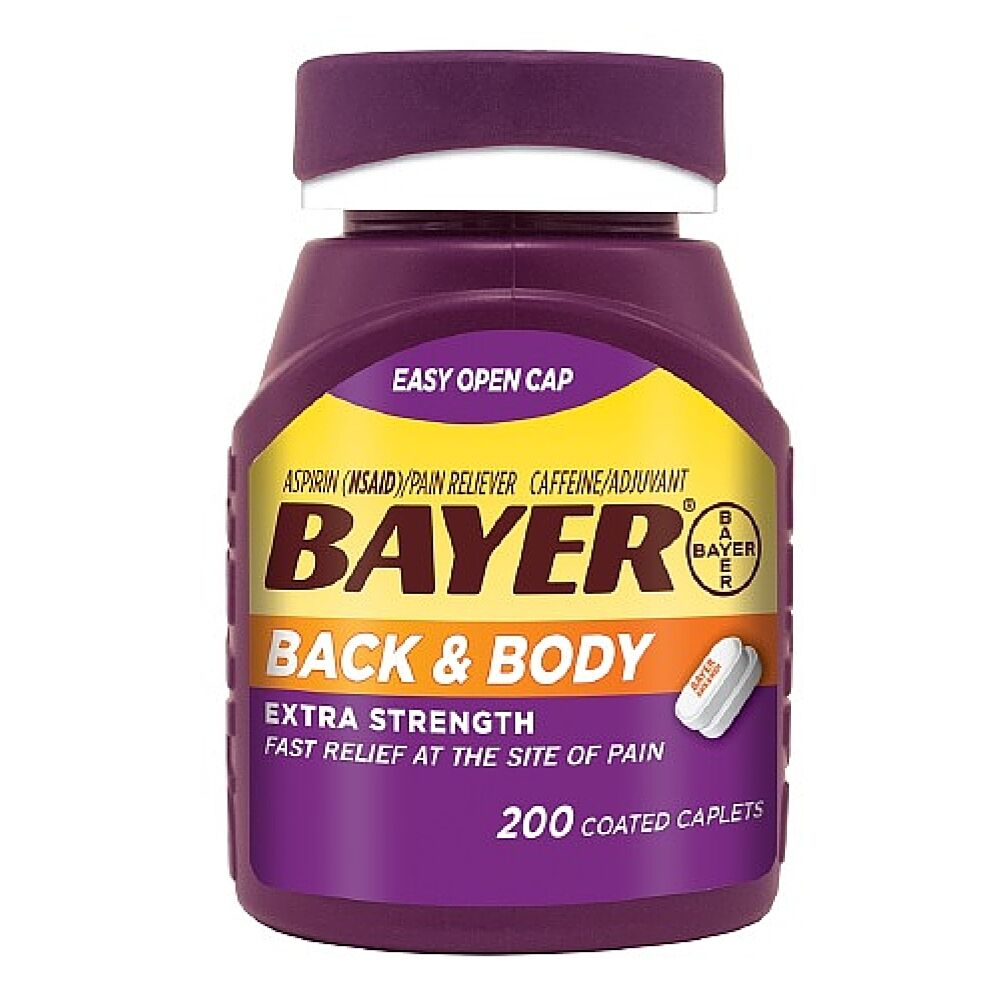 Extra Strength Bayer Disease Interactions - Drugs.com