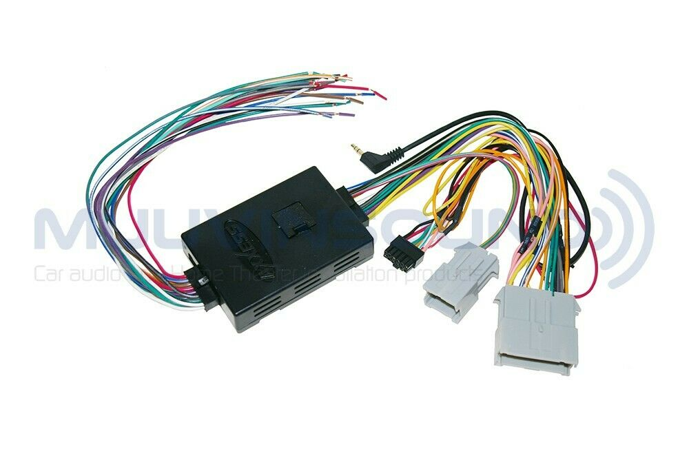 Radio Stereo Replacement Amp Onstar Integration Interface Axxess Gmos