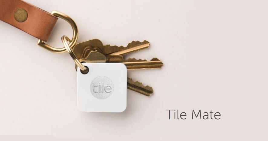 Tile Mate Key Finder Bluetooth Tracking Device Gift