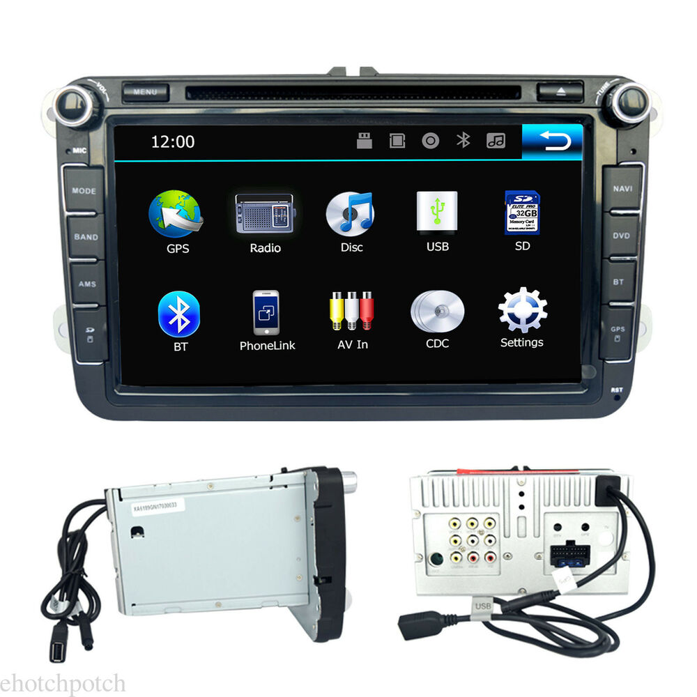 radio stereo multimedia car dvd player gps navigation for. Black Bedroom Furniture Sets. Home Design Ideas