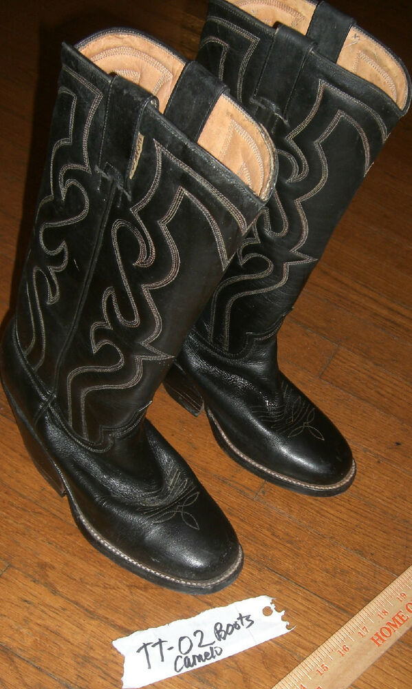 western gto mexico boots custom made leather rodeo