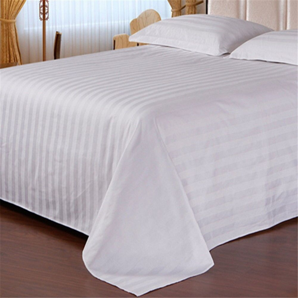 new bedding bed sheet cotton sheet set satin sheets twin queen king size yw 183 ebay. Black Bedroom Furniture Sets. Home Design Ideas