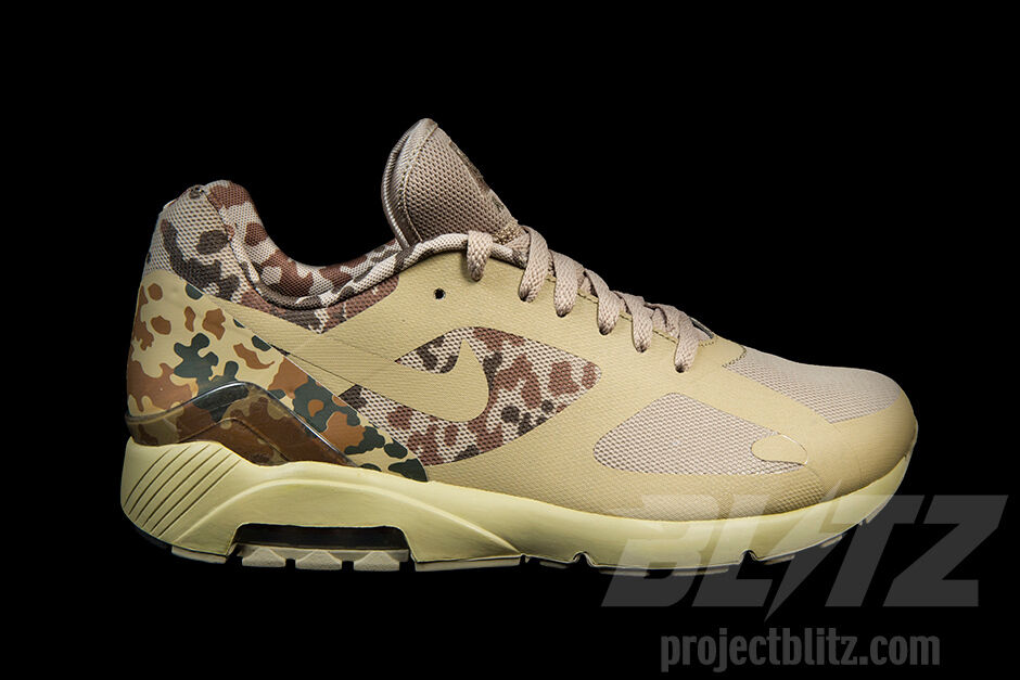 best loved 84ed2 ec6b7 Nike AIR MAX 180 GERMANY SP CAMO Size 14 BAMBOO DARK KHAKI 616713-220 max    eBay
