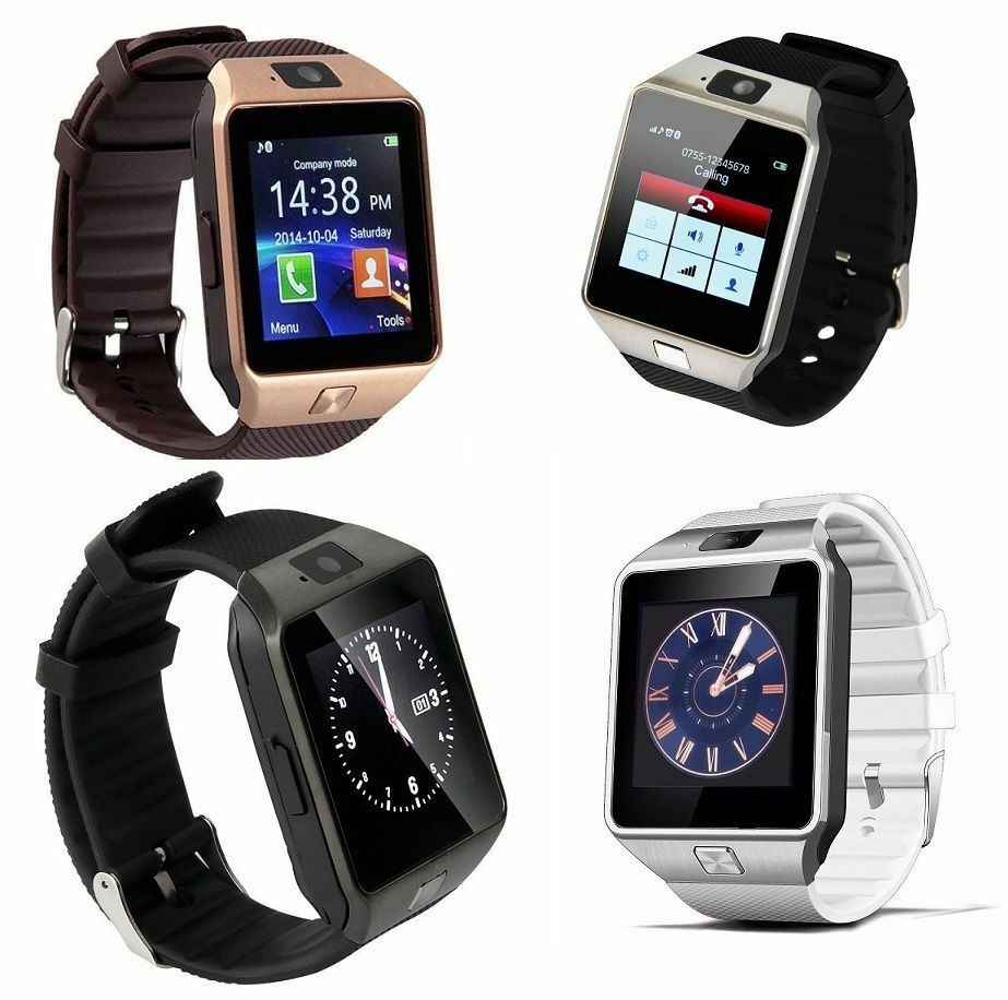 iphone wrist watch dz09 u 8bluetooth smart wrist phone mate for android 12507
