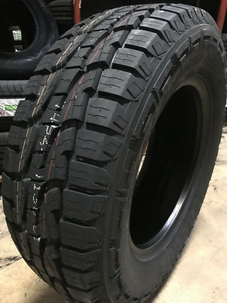 4 new 275 70r18 crosswind a t tires 275 70 18 2757018 r18 at 10 ply all terrain ebay. Black Bedroom Furniture Sets. Home Design Ideas