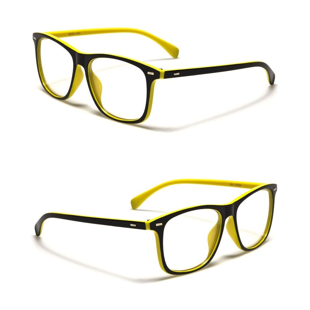 Prescription nerd eyeglasses can make just the right fashion statement while providing a clear vision and flattering the shape of your face with the right frame. You can even have sun protection and vision gear in one by choosing transition glasses if you wish.