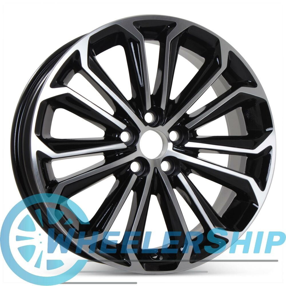 """2016 Toyota Camry Xse >> New 17"""" x 7"""" Replacement Wheel for Toyota Corolla Sport ..."""