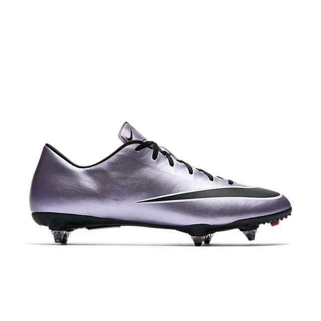 12dab3ba2f7d Details about Mens NIKE MERCURIAL VICTORY V SG Lilac Football Boots 651633  580