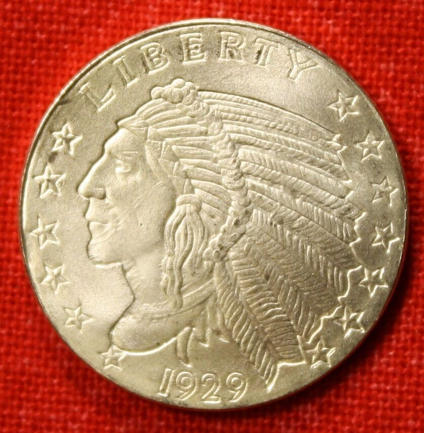 1 10 Oz Incuse Indian Design 999 Silver Round Bullion Bu