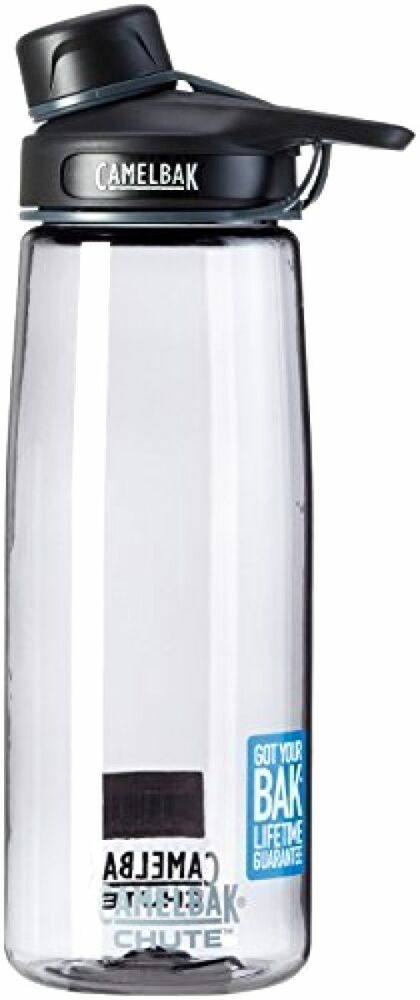 camelbak chute water bottle 1 5 l charcoal ebay. Black Bedroom Furniture Sets. Home Design Ideas