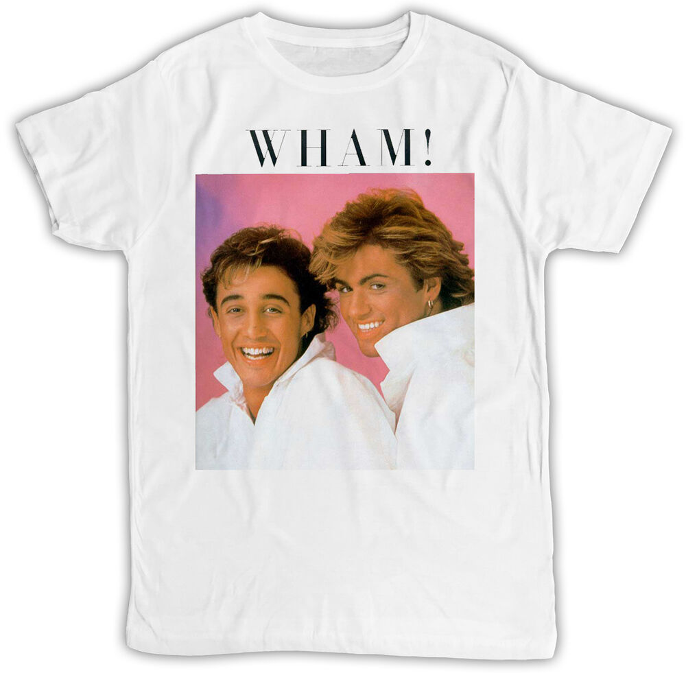 Wham: GEORGE MICHAEL WHAM POSTER IDEAL GIFT BIRTHDAY PRESENT