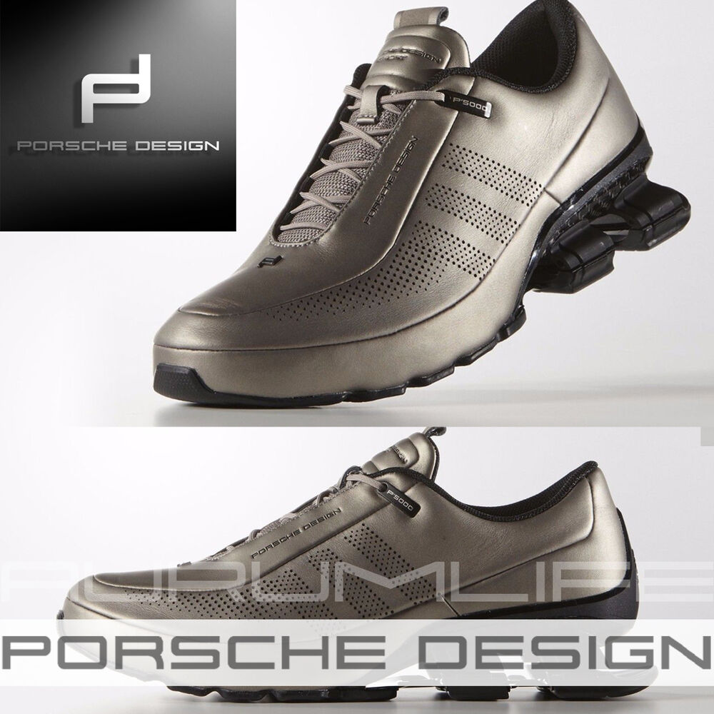 adidas porsche design bounce s4 s3 mens leather shoes p. Black Bedroom Furniture Sets. Home Design Ideas