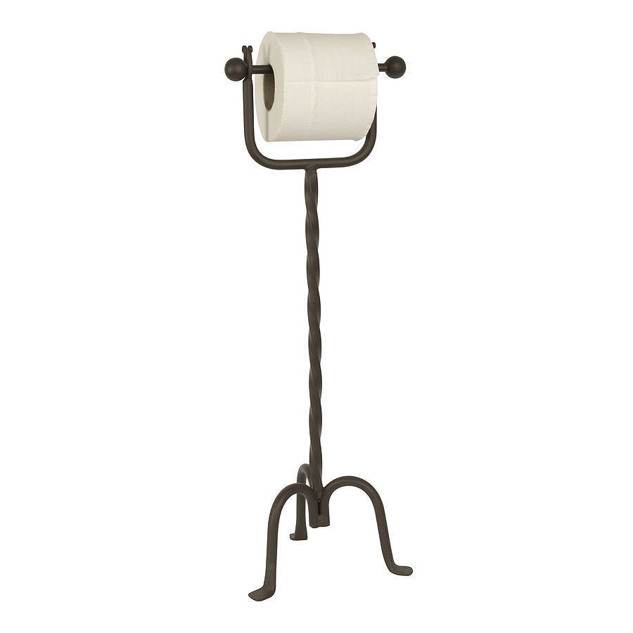 Traditional Country Style Wrought Iron Freestanding Toilet