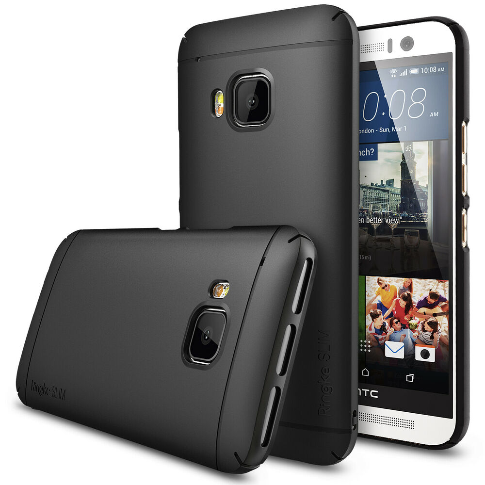 cheap for discount 5882e 0a0c6 For HTC ONE M9   Ringke [SLIM] Extreme Lightweight Thin PC Hard Skin Cover  Case   eBay