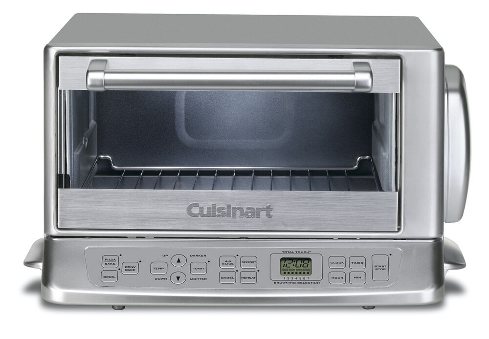 New Cuisinart Tob 195 Convection Toaster Oven Broiler