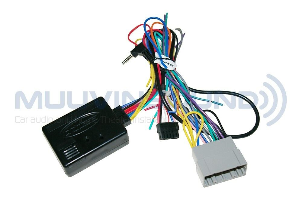 dodge durango 2004 2005 radio wire interface for