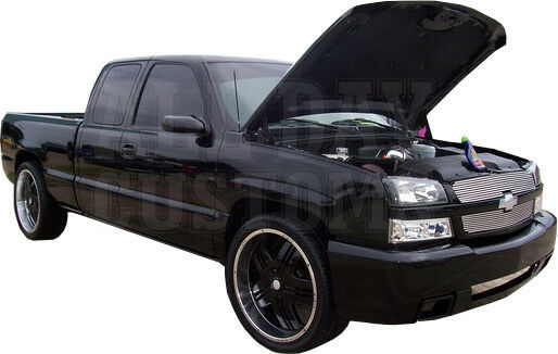 chevy silverado ss bumper cover 03 04 05 06 07 chevy silverado s free shipping ebay. Black Bedroom Furniture Sets. Home Design Ideas