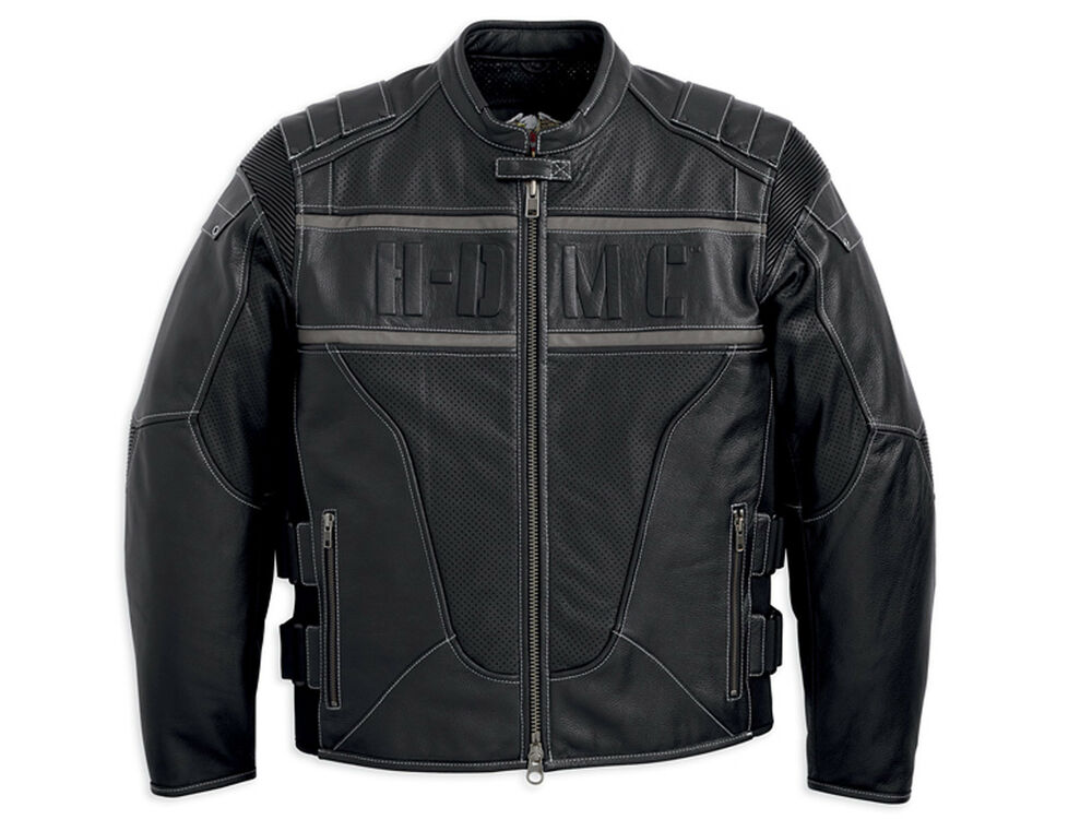 Harley leather jackets for men