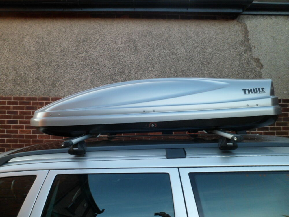 thule atlantis 780 roofbox for hire rent only 5 per day. Black Bedroom Furniture Sets. Home Design Ideas
