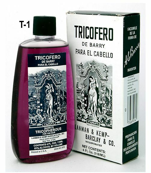 Barry's Tricopherous Traditional 4 oz TRICOFERO Roots, Scalp Care Hair Dressing eBay