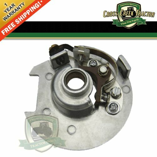 9n12150 New Ford Tractor Breaker Plate With Points 8n  9n