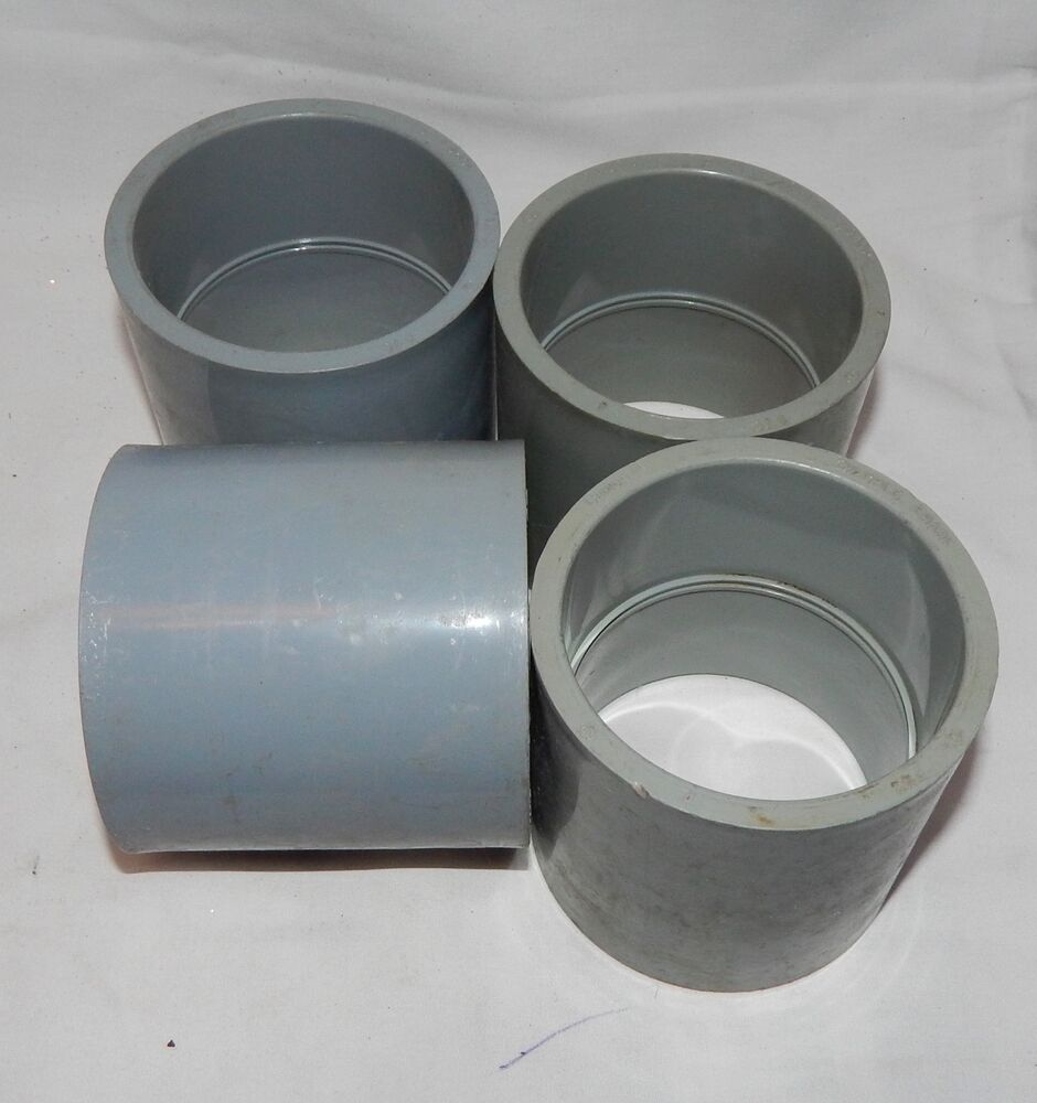Carlon quot coupling slip joint pvc fittings electrical