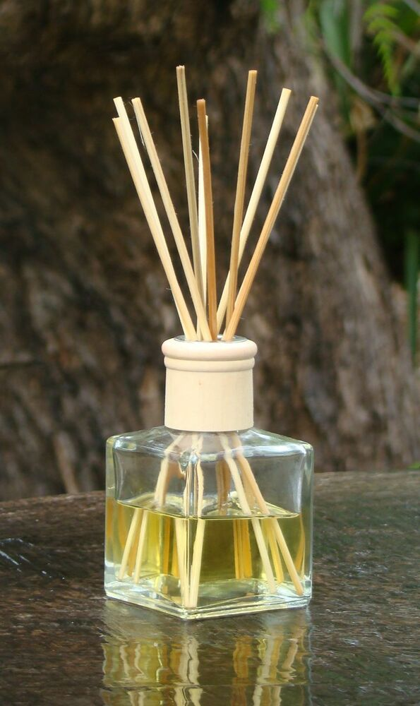 BEAUTIFUL Estee Lauder Diffuser Aroma Reeds in Heavy Glass Jar HOME FRAGRANCE  | eBay