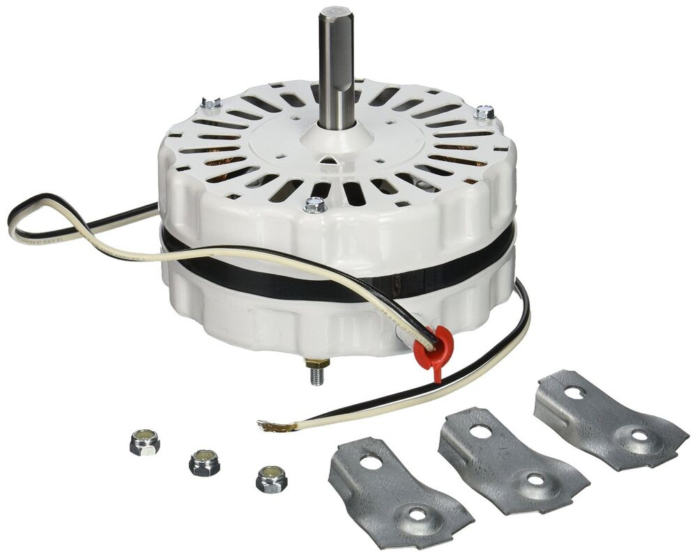 Power Roof Vent Attic Fan Motor 3 4amp 115v 60hz 2000