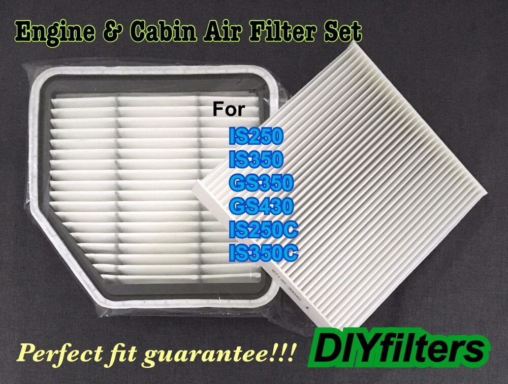 Engine cabin air filter for lexus is250 is350 gs350 gs430 for Lexus is250 cabin air filter
