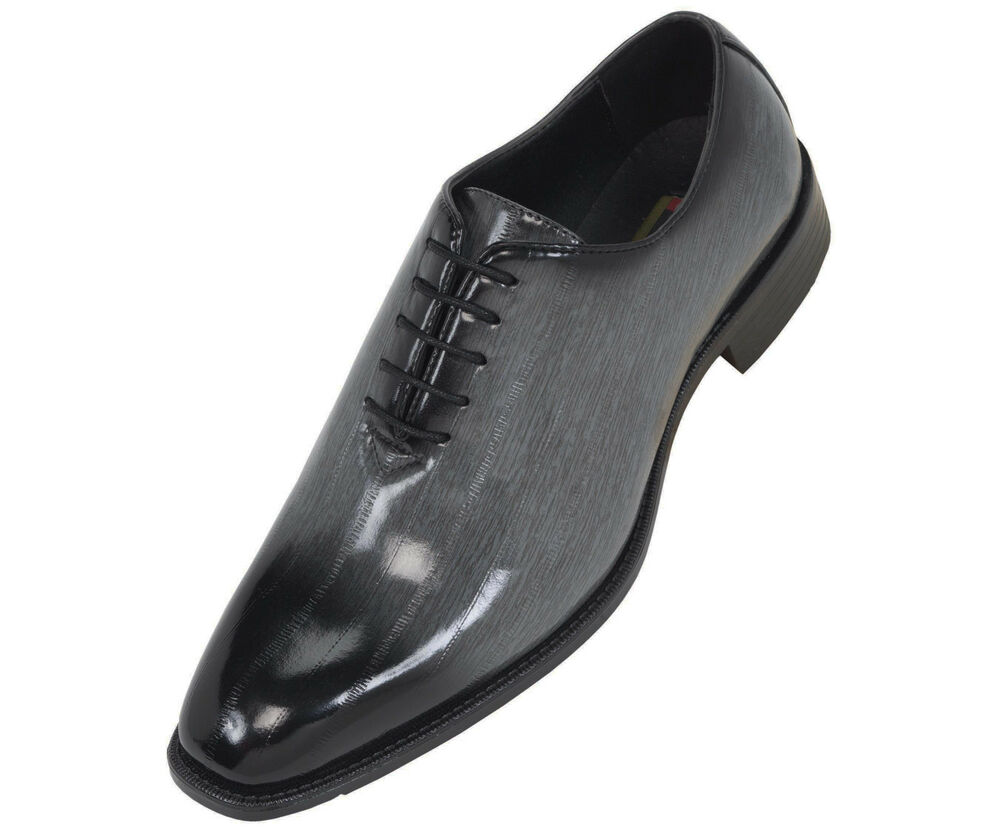 Dress Shoes With Folded Leather