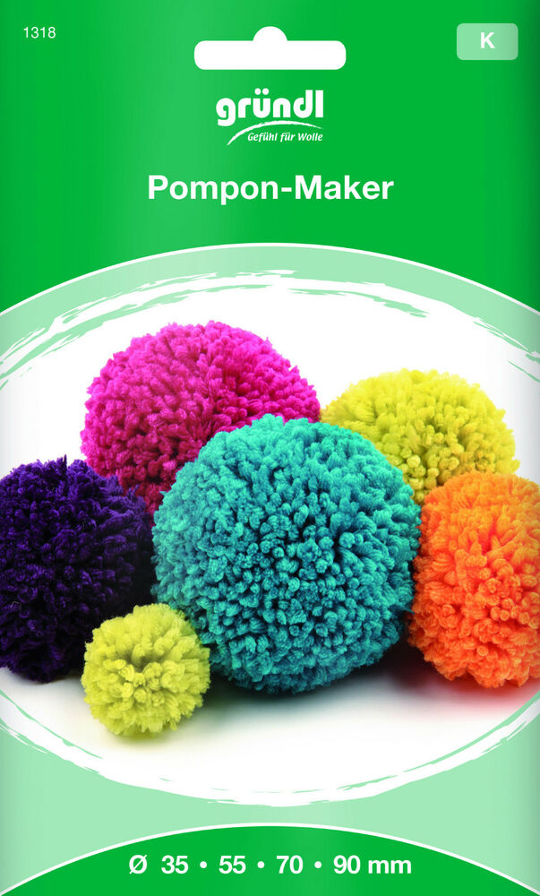 pom pom set bommel maker pompom macher tiere wolle selber machen schablonen neu ebay. Black Bedroom Furniture Sets. Home Design Ideas