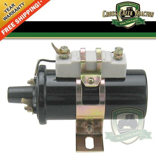9n Ford Tractor For Sale: D4PE12029AA NEW Ford Tractor 6 Or 12 Volt Ignition Coil 8N
