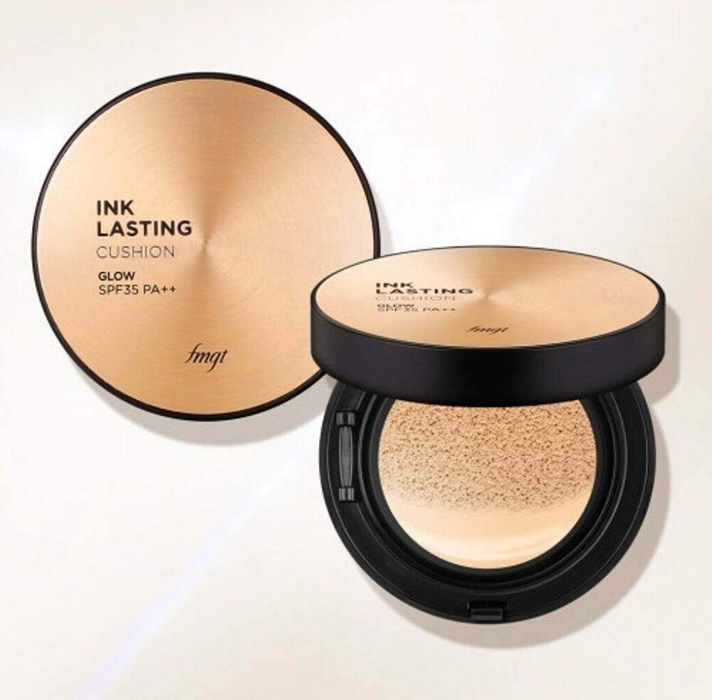 THE FACE SHOP] Miracle Finish CC Long-Lasting Cushion / SPF50+ PA+++ ...