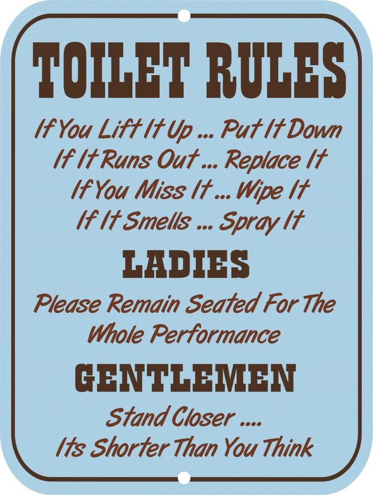 Fan image within printable bathroom etiquette signs