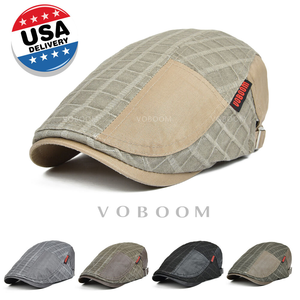 Men's Driver Hats are sold in the size and style that you need. Consider a range of styles like shoes. From the different color choices such as black, white, and brown, you can find Men's Driver Hats .