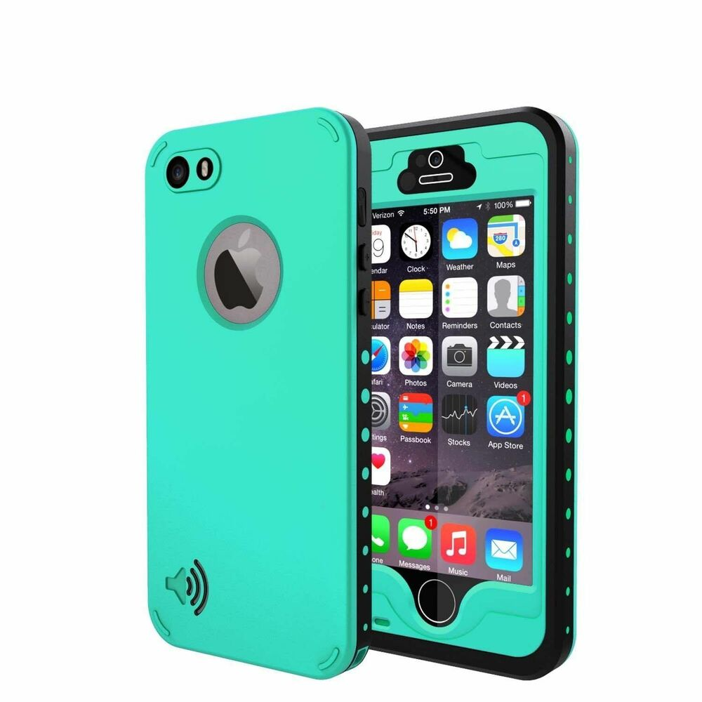 iphone 5 and 5s for iphone se 5 5s waterproof cover shockproof 4128